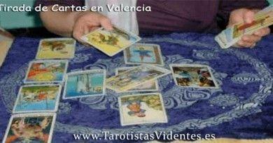 Tirada Cartas Valencia TarotistasVidentes
