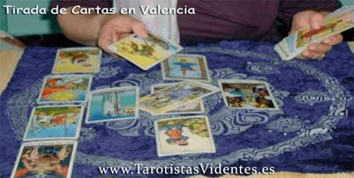 Tirada de Cartas en Valencia