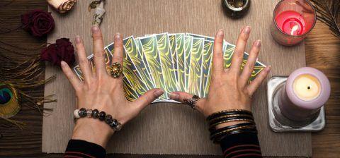 Tirada de cartas en Málaga