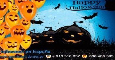 Halloween en Espana TarotistasVidentes