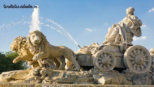 Videntes en la capital de España de Verdad