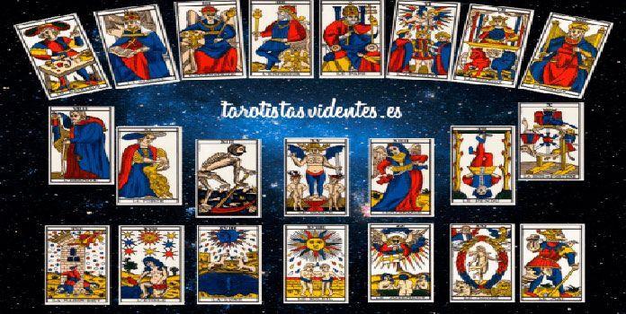 Cartas de Tarot tarotistasvidentes