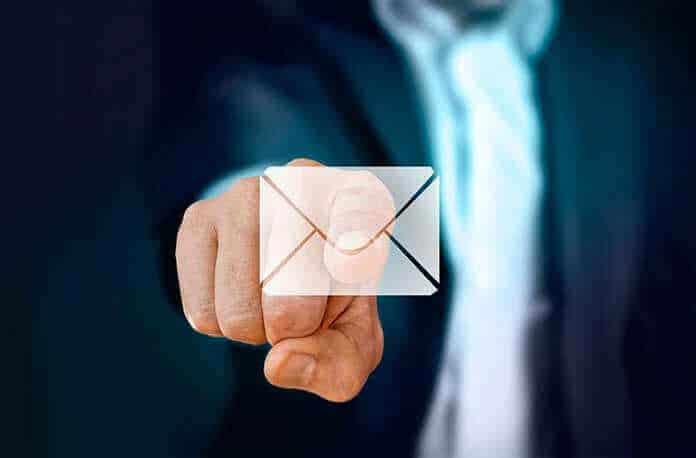 Consulta por correo