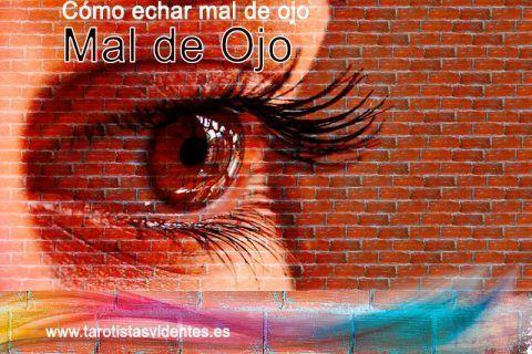 Como echar mal de ojo