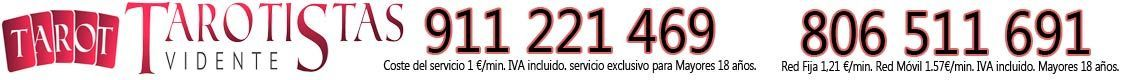 Banner y logo de tarotistasvidentes.es