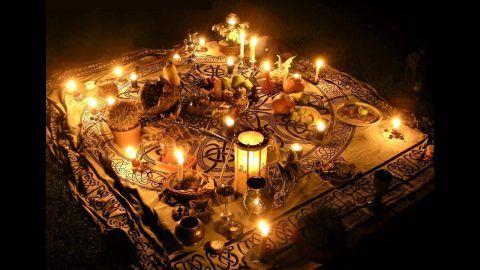 hechizos de magia negra